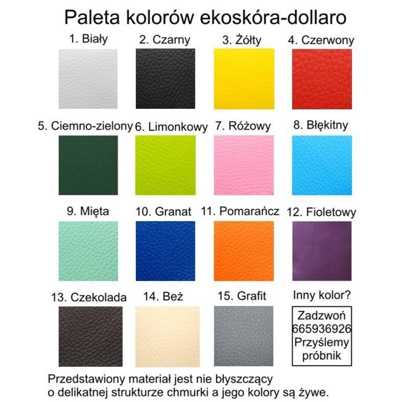 Inne kolory(deklaracja własna)