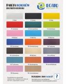 Paleta kolorów EGATO